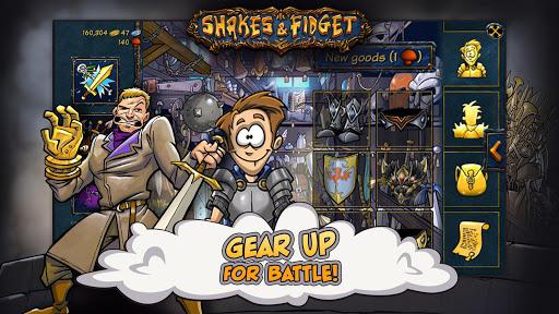 Shakes and Fidget Retro screenshot 4