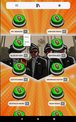 Coffin Dance | Meme Prank Soundboard screenshot 14