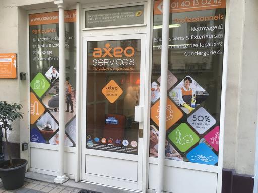 AXEO SERVICES franchiseur partenaire de reconversion enfranchise.com