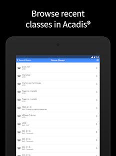 Acadis Mobile- screenshot thumbnail