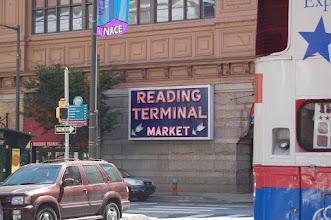 Photo: Reading Terminal Market, Philadelphia