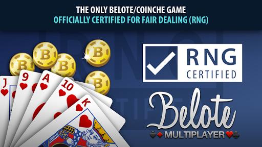 Belote Multiplayer  gameplay | by HackJr.Pw 15