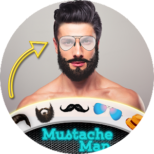 Men Beard Hairstyle Photo Editor App Report On Mobile Action - Hairstyle beard app