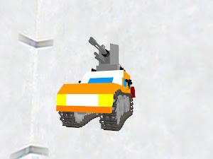 武器将軍の車っぽいやつ