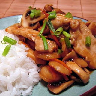 Chicken Teriyaki Stir Fry With Vegetables Recipes