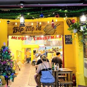 おいしくてキュートな大人気ベトナム料理店 / ベトナム・ホーチミンの「ベップ・メー・イン」
