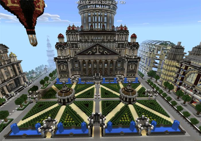 Imperial City Minecraft Map on Google Play Reviews | Stats
