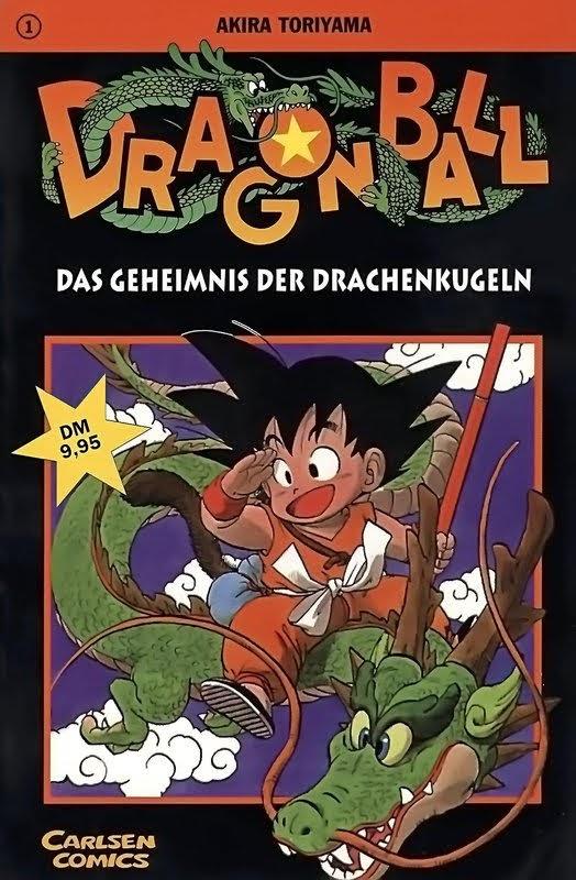 Dragonball (1997) - komplett