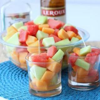 Tequila Melon Salad
