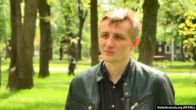 Ігор Лук'янов, колишній військовослужбовець ЗСУ