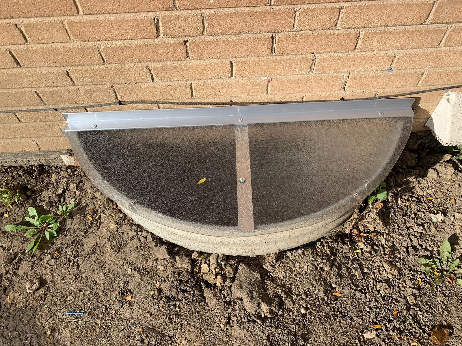 Streamwood, IL-HandyManny Custom Window Well Covers