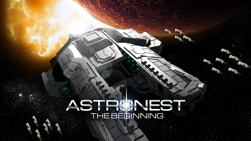 ASTRONEST - The Beginning - screenshot