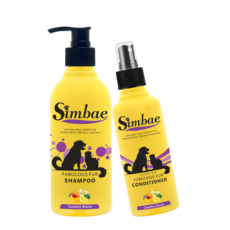 SIMBAE Fabulous Fur Pet Conditioner (150ml)
