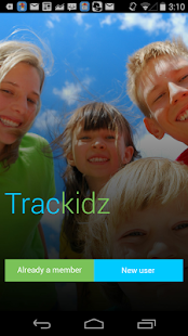 Trackidz Child- screenshot thumbnail