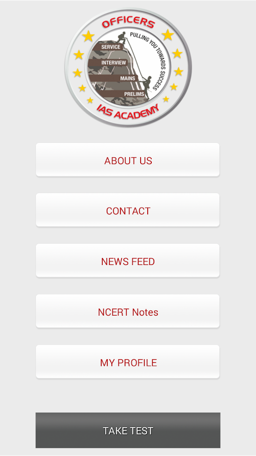 Officers IAS Academy- screenshot