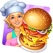 Hell's Cooking — crazy chef burger, kitchen fever icon