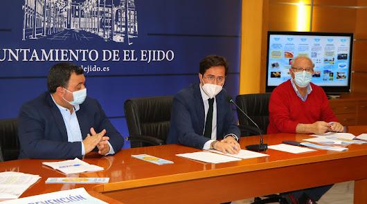 Presentación de la campaña en el Ayuntamiento.