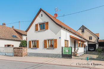 maison à Meistratzheim (67)