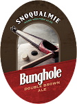 Snoqualmie Bunghole Double Brown Ale