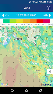 Nautical Info Service Croatia- screenshot thumbnail