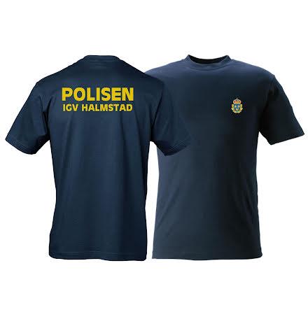 T-shirt bomull IGV HALMSTAD