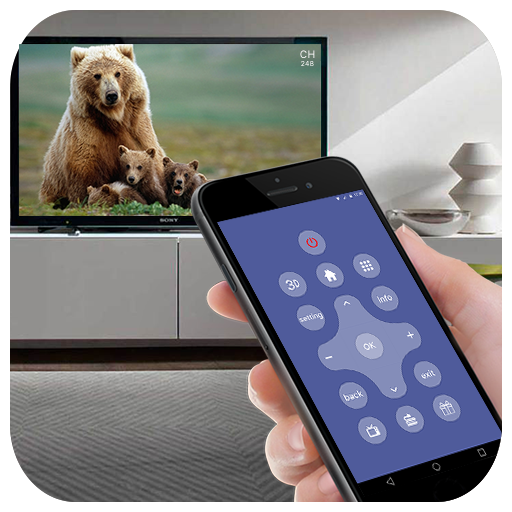 Remote Control for all TV file APK for Gaming PC/PS3/PS4 Smart TV