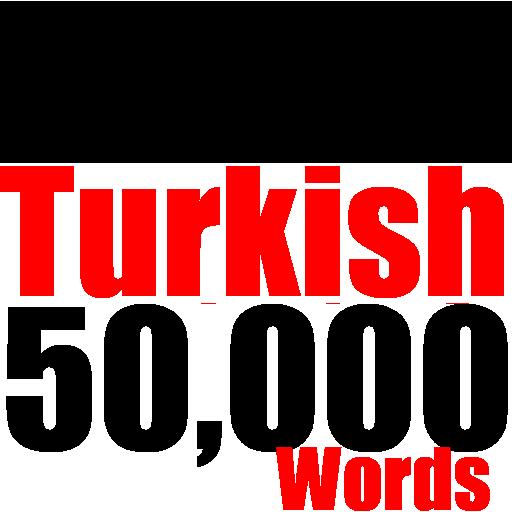 Turkish 50000 Learn Words