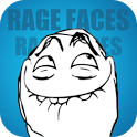 SMS Rage Faces icon