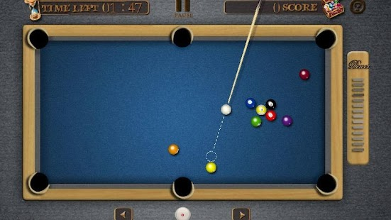 Pool Billiards Pro Screenshot