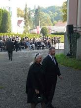 Photo: Hereditary Count Erich and Hereditary Countess Mathuilde of Waldburg zu Zeil and Trauchburg