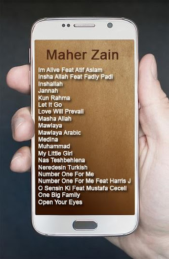 Download Maher Zain Religi Islami Google Play softwares