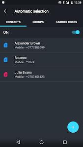 Dual SIM Selector Pro v2.5.0