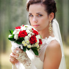 Wedding photographer Aleksandr Pushkov (Pro100Pro). Photo of 10.04.2015