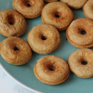 Mini Protein Donuts.