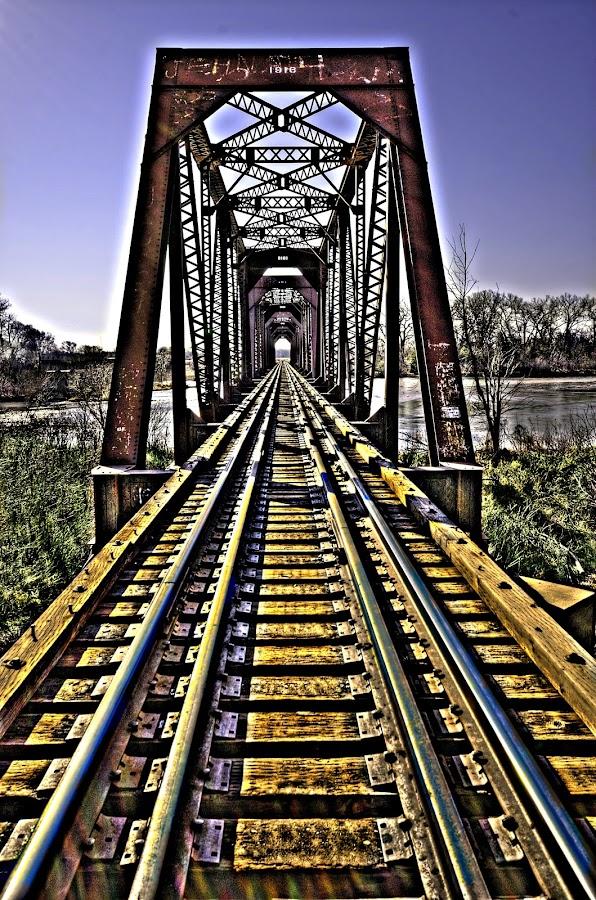 Multiple Gauge by DE Grabenstein - Transportation Railway Tracks