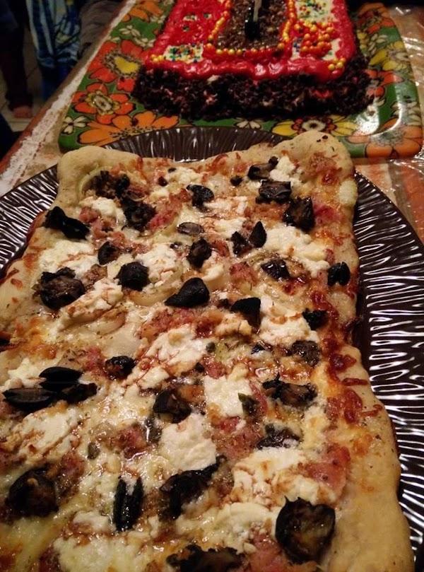 Pizzette D'escargot (snail Pizza) Recipe