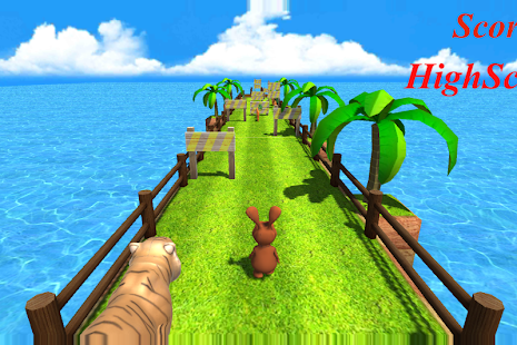 Run Rabbit Run- screenshot thumbnail