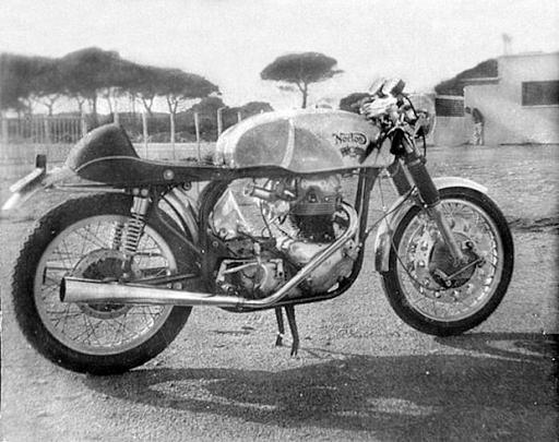 Norton 88 de JF Balde restaurée par Machines et Moteurs, le spécialiste de la restauration de motos anglaise classiques