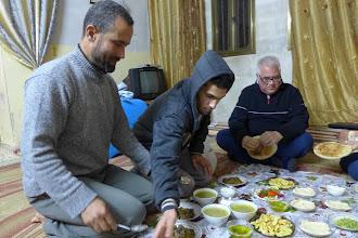 Photo: Colazione a casa di Nidal