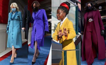Wat lezen we af uit de kledingkeuze tijdens de inauguratie?