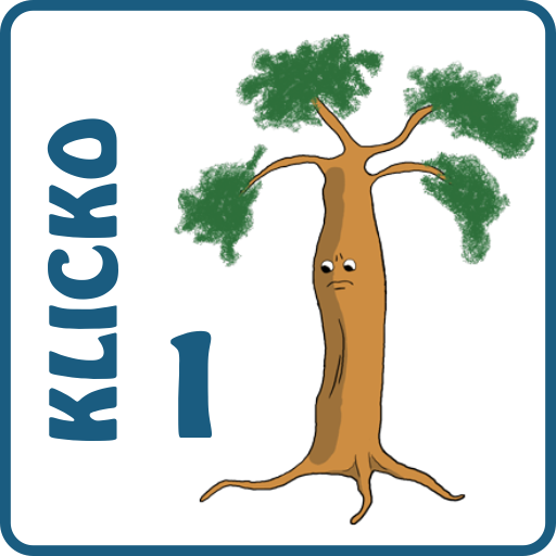 Klicko 1 · Lernspiel Kinder 4 bis 7