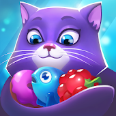 Tasty Story: Match 3 Puzzle Game for Family, Kids