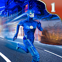 Flash super hero city fighting game 2020 icon