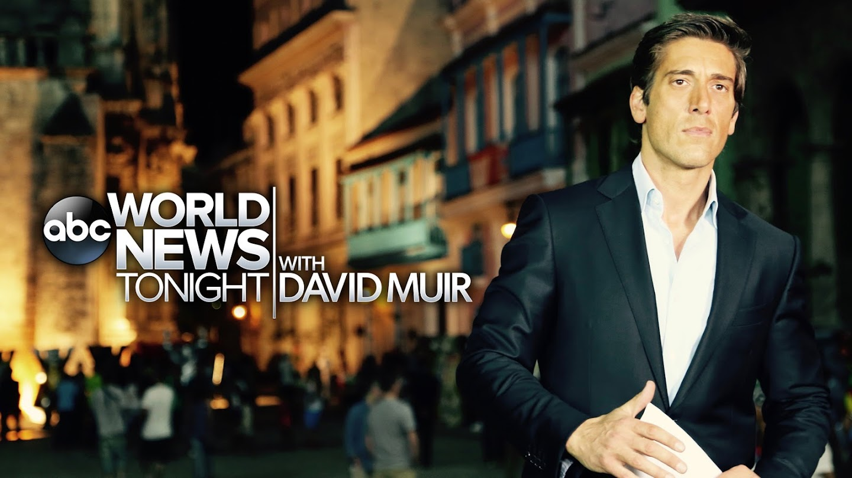 ABC World News Tonight With David Muir