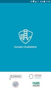 Escudo Ciudadano - náhled