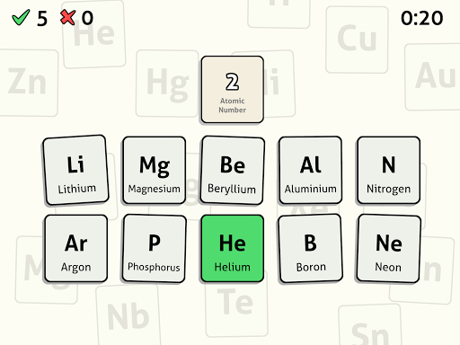 Periodic table quiz apk 13 download only apk file for android periodic table quiz urtaz Gallery