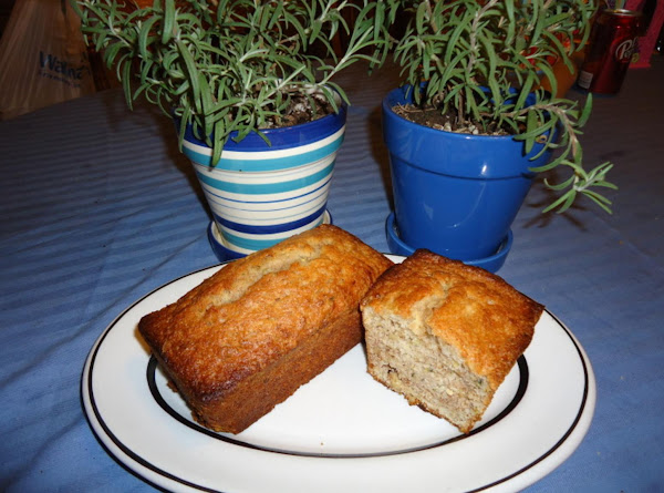 Zucchine Nut Bread Recipe