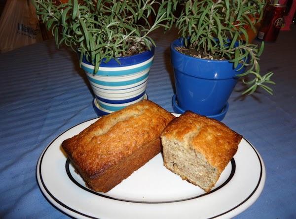 Zucchine Nut Bread Recipe