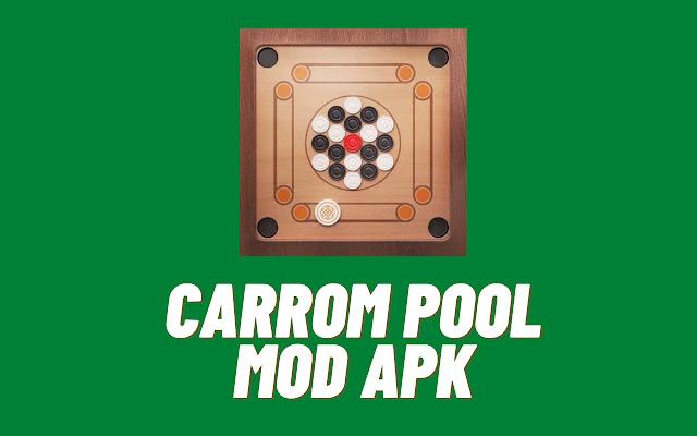 Carrom Pool Mod Apk Unlimited Gems FREE