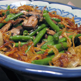Green Bean Casserole (For the rest of us)